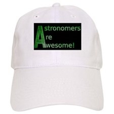 Astronomers Are Awesome! Baseball Cap