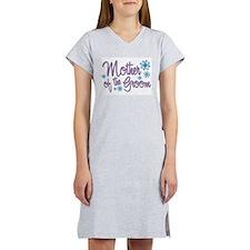 Mother of the Groom Women's Pink Nightshirt