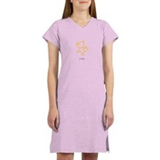 Peep, The Little Chick Women's Nightshirt