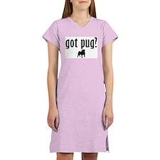 Got Pug? (1) Women's Nightshirt