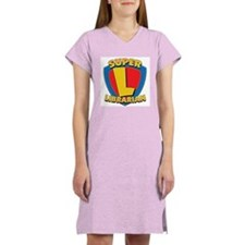 Super Librarian Women's Nightshirt