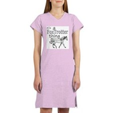 Cute Missouri Women's Nightshirt
