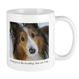 Loving You is like breathing Mug