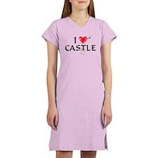 Castle Style 1 Women's Nightshirt