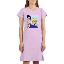 Wittgenstein Pop Art Women's Nightshirt