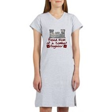 Engineer Mom-ACU Women's Nightshirt