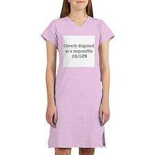 Ob/Gyn Women's Nightshirt