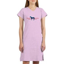 Quarter Horse Women's Nightshirt