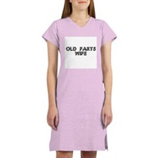 Old Fart's Wife Women's Nightshirt