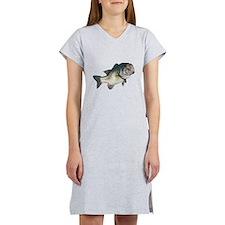 Bass Fisherman Women's Nightshirt