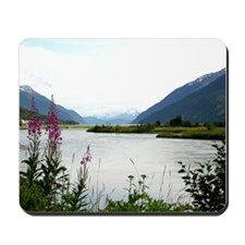 Skagway Lake Mousepad