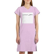 Vintage Nurse Women's Nightshirt