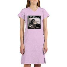 Irish Wolfhound Women's Nightshirt