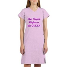 Unique Her royal highness Women's Nightshirt