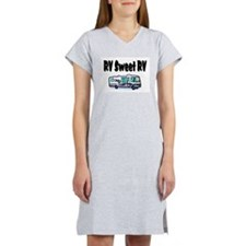 RV Sweet RV Women's Nightshirt