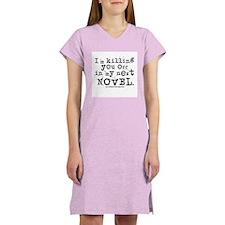 Killing Off Women's Nightshirt