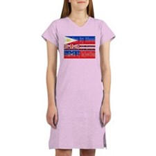 Filipino By Blood Women's Nightshirt