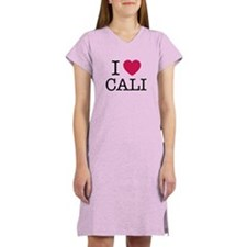 I heart CALI Women's Nightshirt