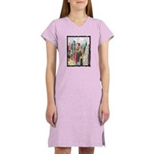NYC Skyline Women's Nightshirt