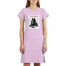 Belgian Sheepdog Women's Nightshirt