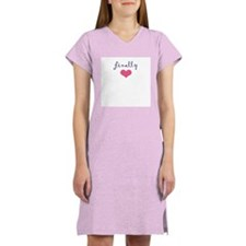 Finally Pregnant IVF Women's Nightshirt