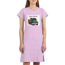 Women's Dump Truck Nightshirt