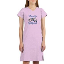 Deputy's Girlfriend Women's Nightshirt