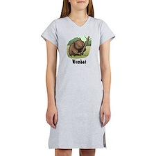 Wombat Women's Nightshirt
