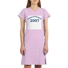 Honeymooner 2007 Women's Nightshirt