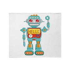 Hello Robot Throw Blanket