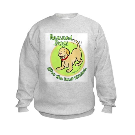 Best Kisses Kids Sweatshirt