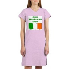 IRA Battled Never Beaten Women's Nightshirt