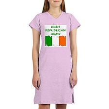 IRA Battled Never Beaten Women's Nightshirt