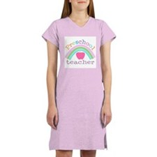 Preschool Teacher Women's Nightshirt