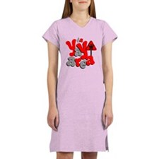Da Yay aRea Women's Nightshirt