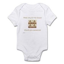 Make Way for the Queen Infant Bodysuit