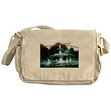 Cute Enchanting savannah georgia Messenger Bag