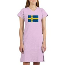 Swedish by Marriage Women's Nightshirt