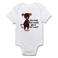 Rat's Ass Infant Bodysuit