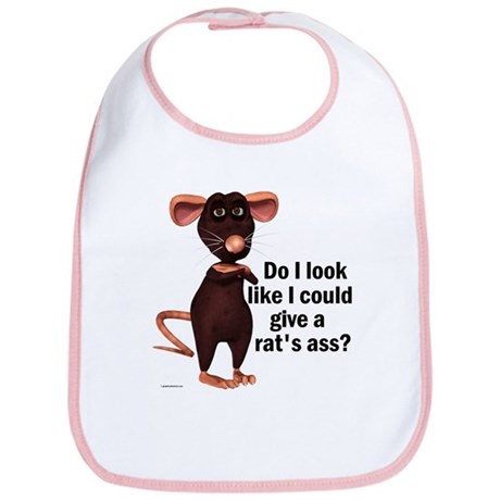 Rat's Ass Bib