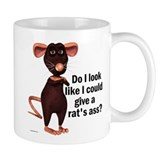 Rat's Ass Small Mug