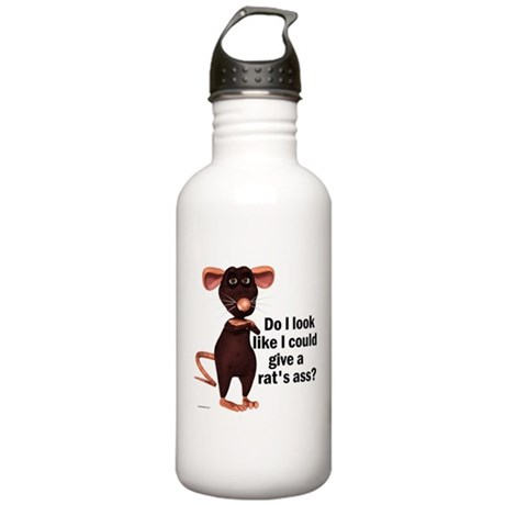 Rat's Ass Stainless Water Bottle 1.0L