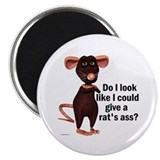 Rat's Ass Magnet