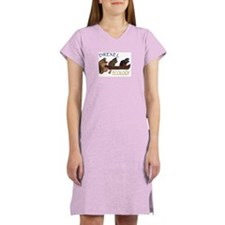Cute Drexel Women's Nightshirt