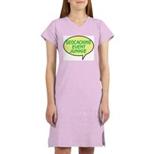 Event Junkie Women's Nightshirt
