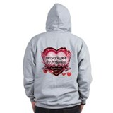 Breaking Dawn Forever by Twibaby Zipped Hoody