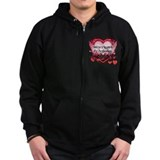 Breaking Dawn Forever by Twibaby Zip Hoody