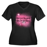 Forever is Only the Beginning by Twibaby Women's P