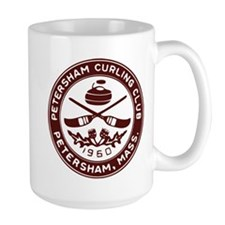 Unique Maroon Mug