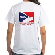 National Cornhole shirt - Double-sided, Shirt